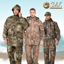 """Sobol"" - для охоты и рыбалки"