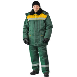Зимний рабочий костюм