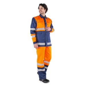 костюм для дорожных работ